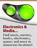 Looking for Electronics or Media?